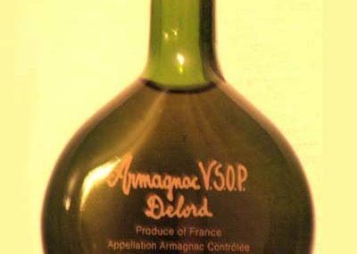 Brandy Armagnac Delord VSOP