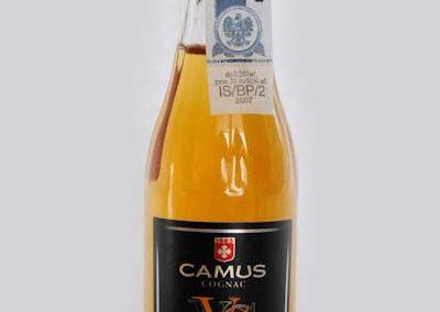 Koniak Camus VS 0,03 pet
