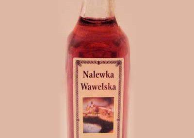 Nalewka Wawelska Zurawina