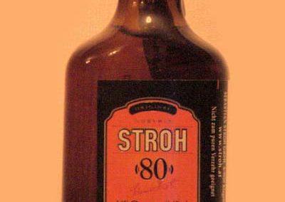 Rum Stroh '80'