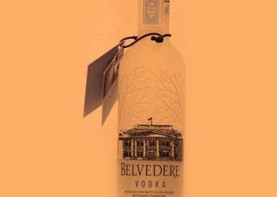 Wodka Belvedere Vodka