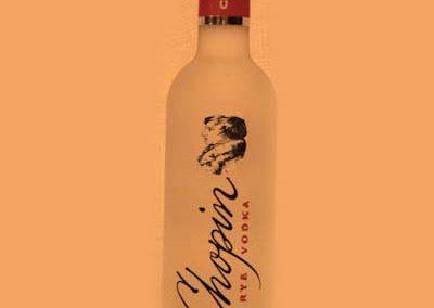 Wodka Chopin Rye