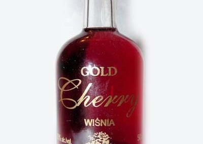 Wodka Debowa Gold Cherry
