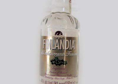 Wodka Finlandia Blackcurrant