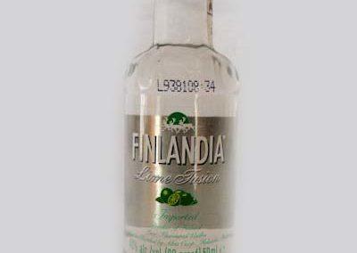 Wodka Finlandia Lime