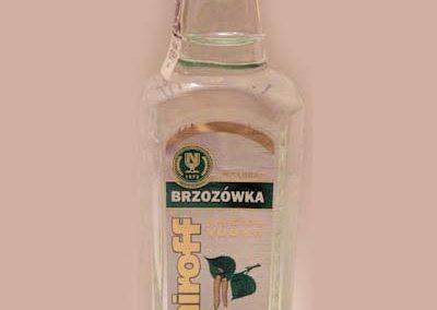 Wodka Nemiroff Brzozowka