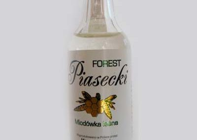 Wodka Piasecki Miodowka Lesna