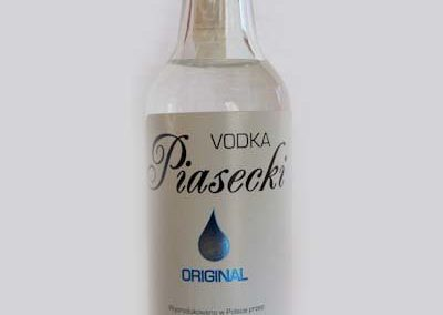 Wodka Piasecki Original