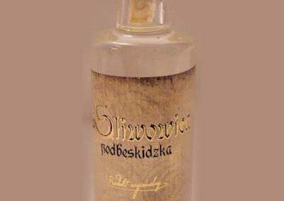 Wodka Sliwowica Podbeskidzka 72