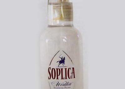 Wodka Soplica pet